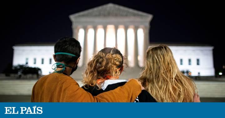 Los homenajes a la juez Ruth Bader Ginsburg, en imágenes