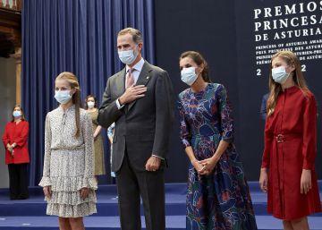 Premios Princesa de Asturias 2020, en imágenes