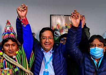 La primera vuelta de las elecciones en Bolivia 2020, en imágenes