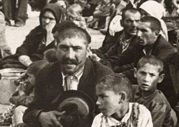 Las imágenes del genocidio gitano que perpetraron los nazis