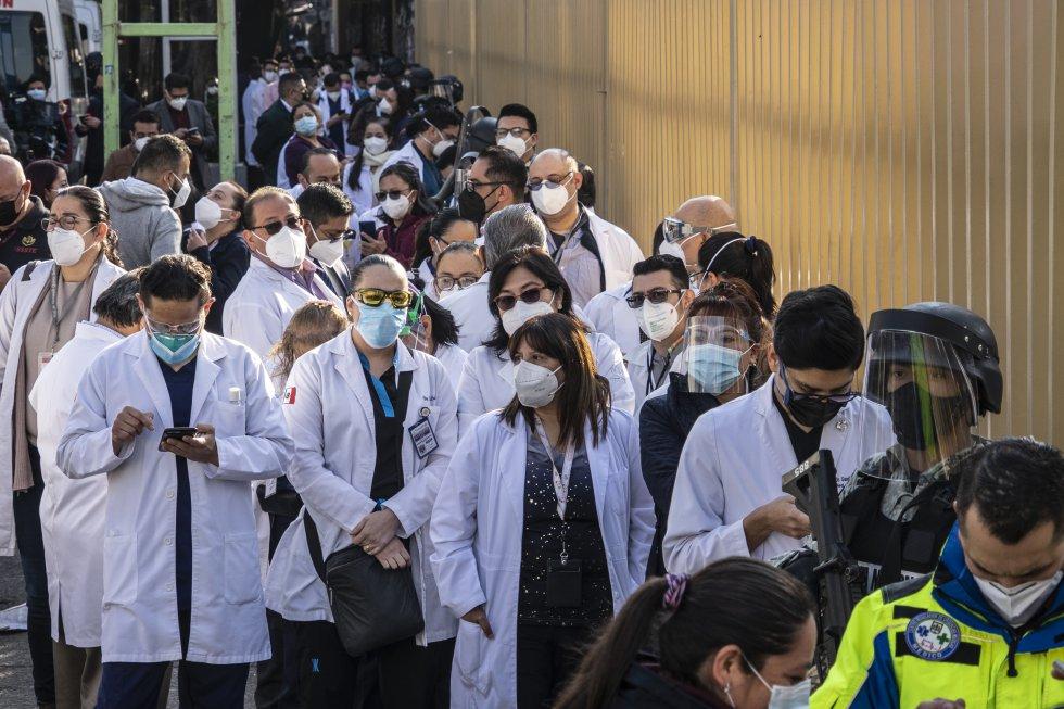 Fotos: Inicia la vacunación contra la covid-19 en México | Actualidad | EL  PAÍS
