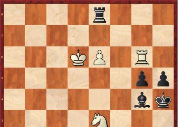 Antón resiste a Carlsen