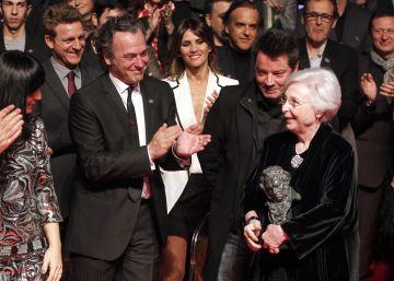 La lucha por la igualdad en los Goya, en fotos