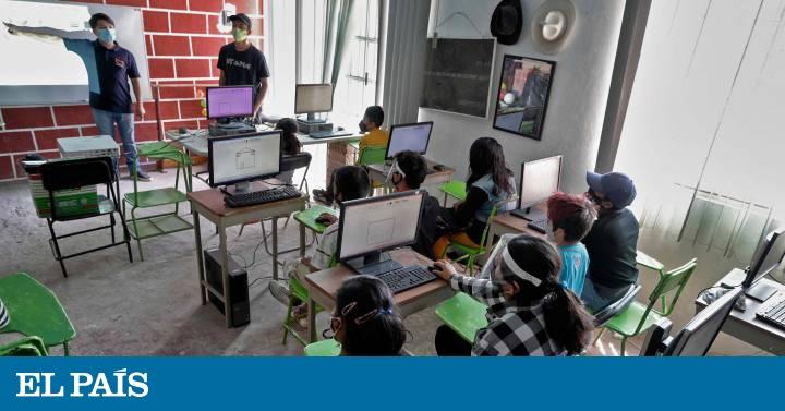 La pandemia acercó el mundo digital a estudiantes de Chimalhuacán
