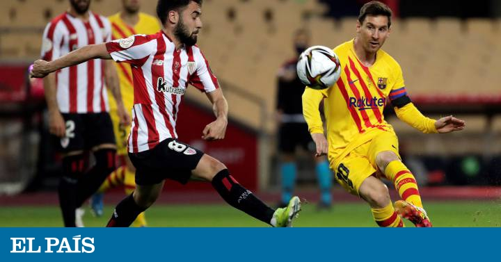 Athletic - Barcellona, la finale della Copa del Rey 2021, in immagini thumbnail
