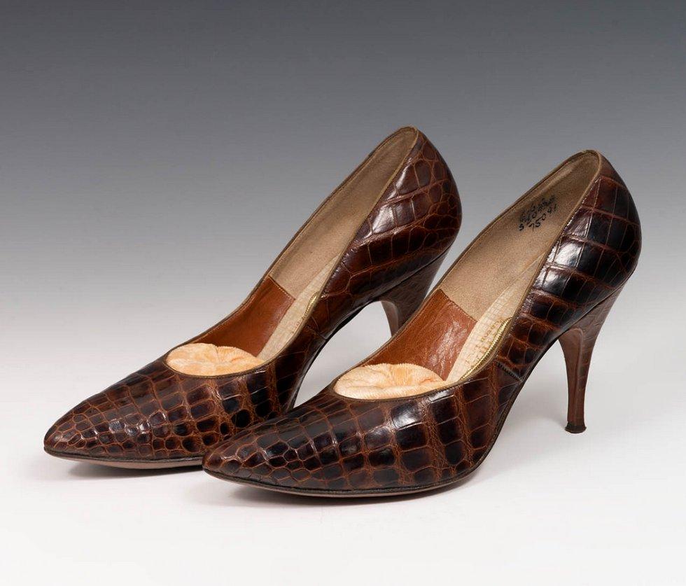 Zapatos de Viven Leigh.