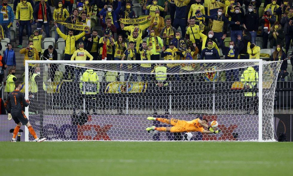 Fotos: Villarreal - Manchester United, la final de la Europa League 2021,  en imágenes | Deportes | EL PAÍS