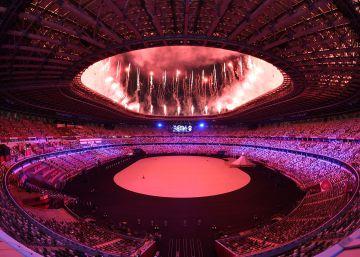 La ceremonia de inauguración de los Juegos Olímpicos de Tokio 2020, en imágenes