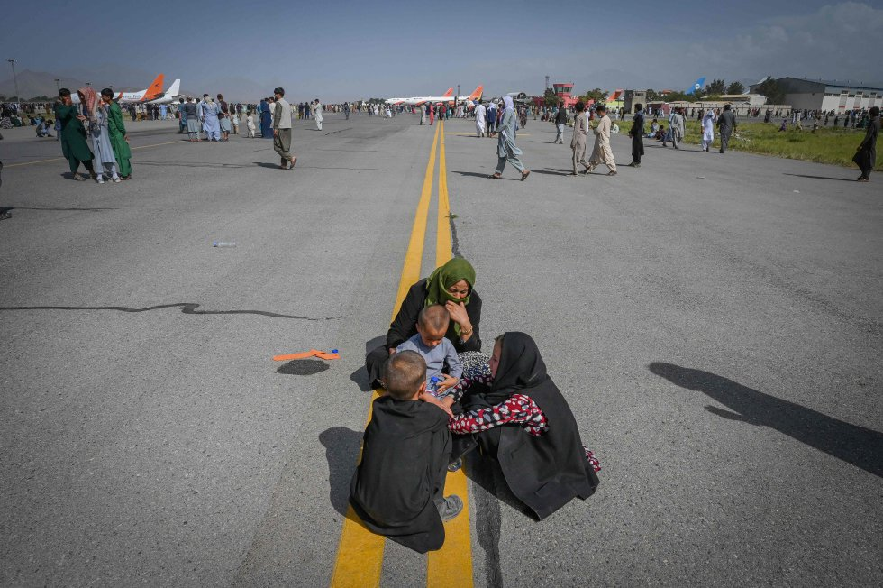Fotos: El avance de los talibanes en Afganistán, en imágenes    Internacional   EL PAÍS