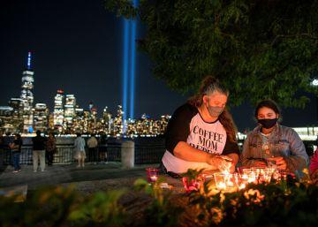 El vigésimo aniversario del 11-S, en imágenes