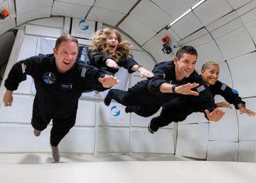 El viaje al espacio del millonario Jared Isaacman y sus amigos, en imágenes