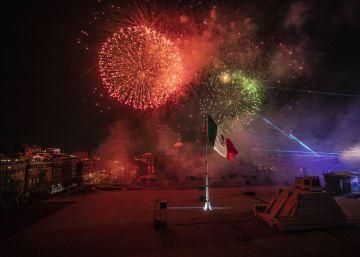 México celebra su independencia en silencio por segunda vez
