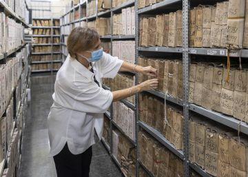 El Archivo Histórico del Banco de España