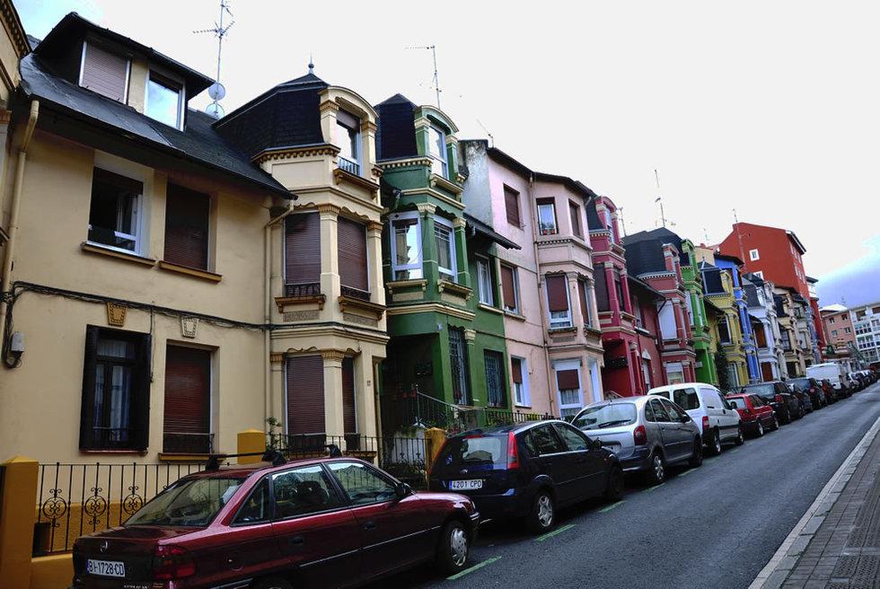 Fotos barrios pintorescos repartidos por el mundo el viajero el pa s - Imagenes de casas inglesas ...