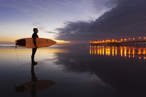 Las Mejores Playas Para Surfear En California En Octubre
