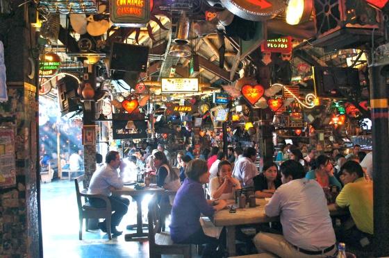 El restaurante m s loco de colombia el viajero el pa s - Restaurante colombianos en madrid ...