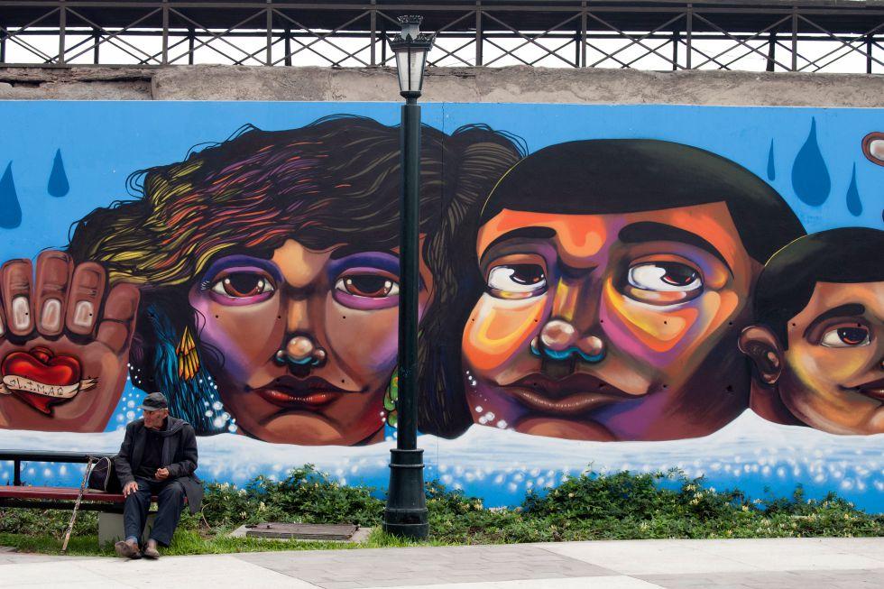 Fotos Lima Abre La Calle Al Arte Urbano El Viajero El Pais