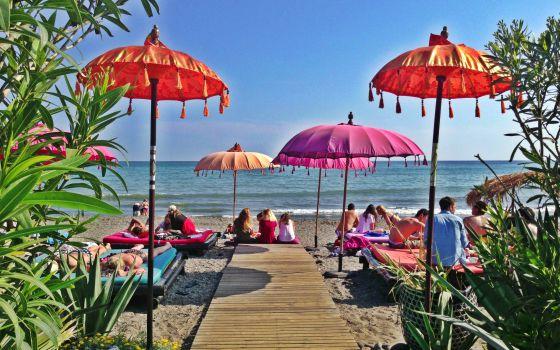 Costa Del Sol Comienza La Fiesta El Viajero El País