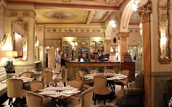 Cafe Moreno La Quinta