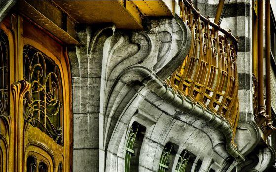 Casas como espejos el viajero el pa s Art nouveau arquitectura