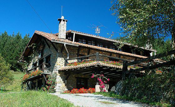 El caser o verde el viajero el pa s - Casa rural la reserva ...