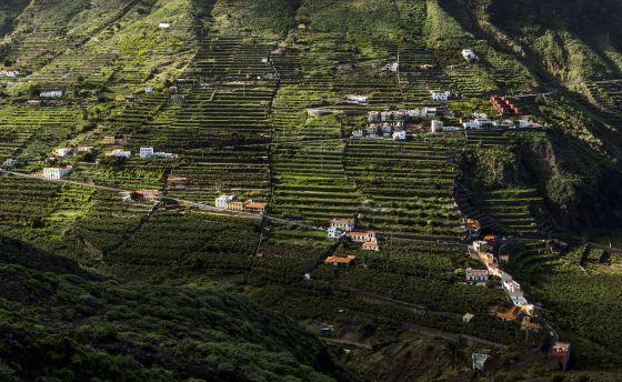 Bildergebnis für valle de hermigua