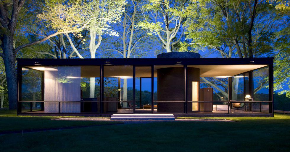 fotos la casa inmaterial el viajero el pa s. Black Bedroom Furniture Sets. Home Design Ideas
