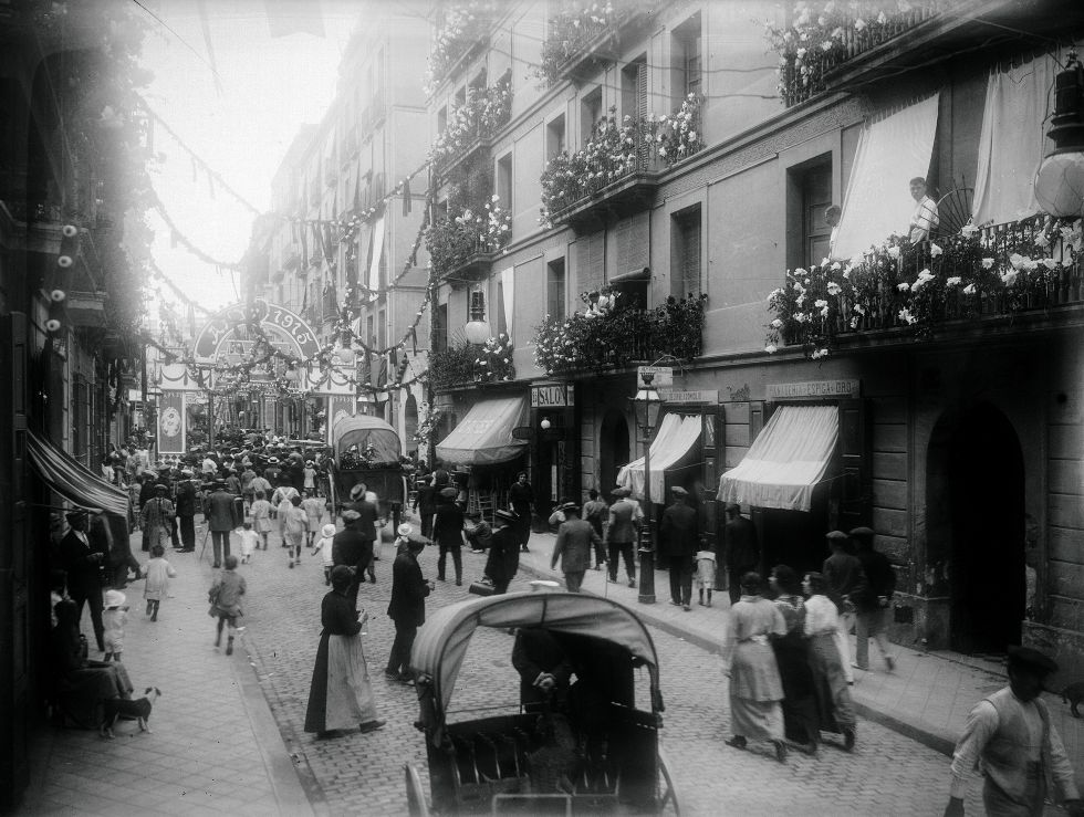 Fotos: fotos: 160 años de amor por Barcelona | El Viajero