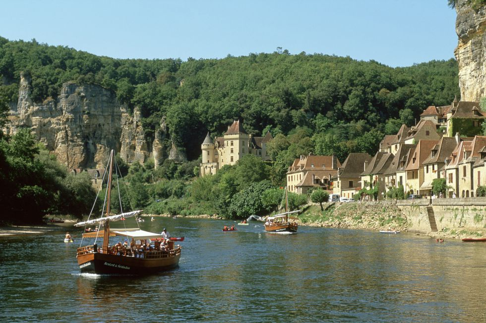 Los 15 pueblos más bonitos de Francia