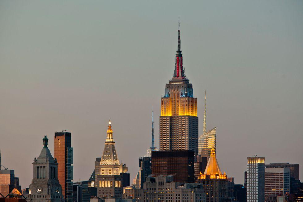Iconos arquitectónicos de Manhattan