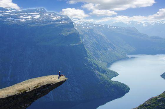 El púlpito de los troles en Noruega | El Viajero | EL PAÍS