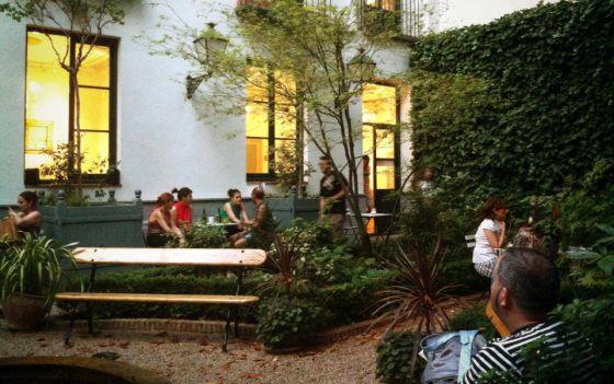 cuatro terrazas con arte en madrid el viajero el pa s