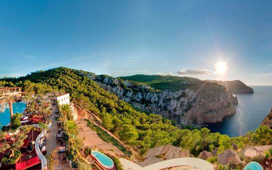 Diez hoteles con grandes vistas al mar el viajero el pa s - Las mejores casas rurales de andalucia ...