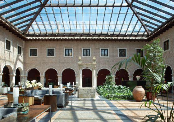 Ac palacio de santa ana cinco estrellas a 60 euros la - Santa ana valladolid ...