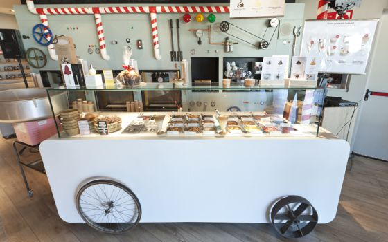 Fotos de diseos de heladerias