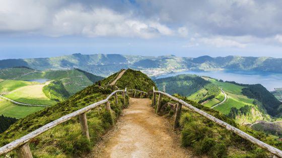 Islas Azores Verde Azores El Viajero El País