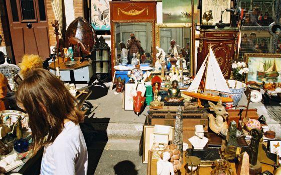 Toulouse vide greniers mercadillos a la francesa el - Mercadillo antiguedades madrid ...