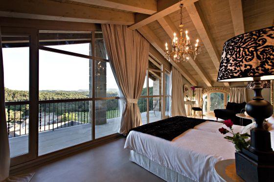Hoteles diez alojamientos campestres para navidad y fin - Apartamentos de montana ...