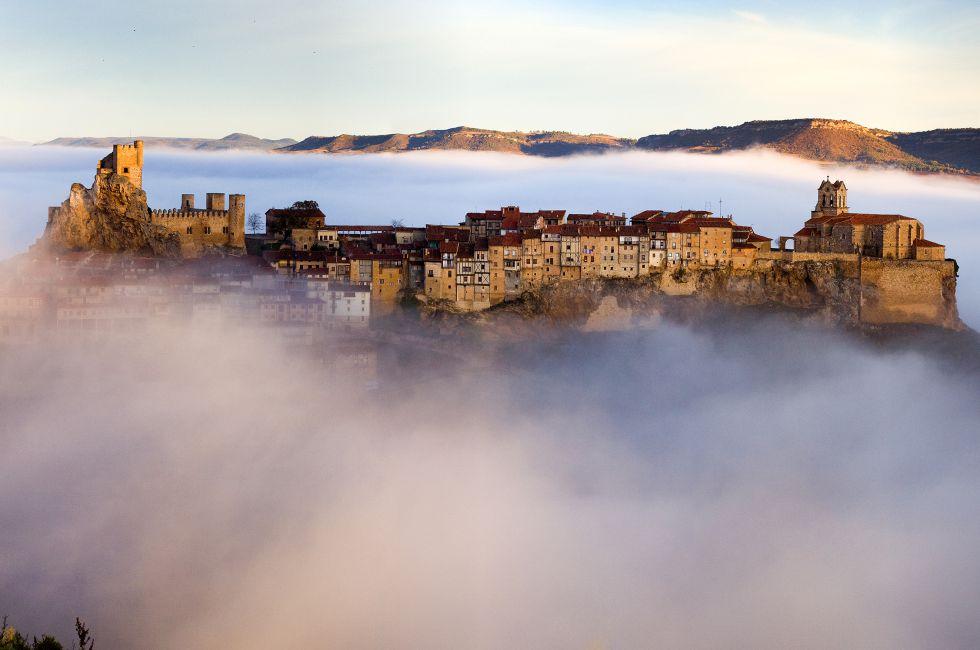 Povoados mais bonitos da Espanha