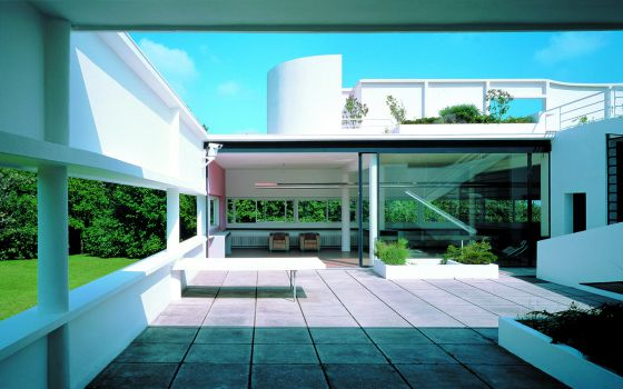 Arquitectura las 10 mejores casas del siglo xx el - Casas minimalistas en espana ...