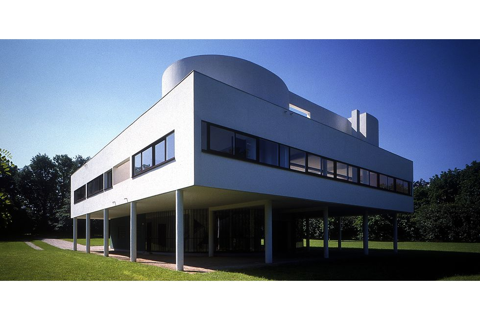 Fotos: Arquitectura: Viviendas únicas, de Villa Savoye a la Casa Das ...