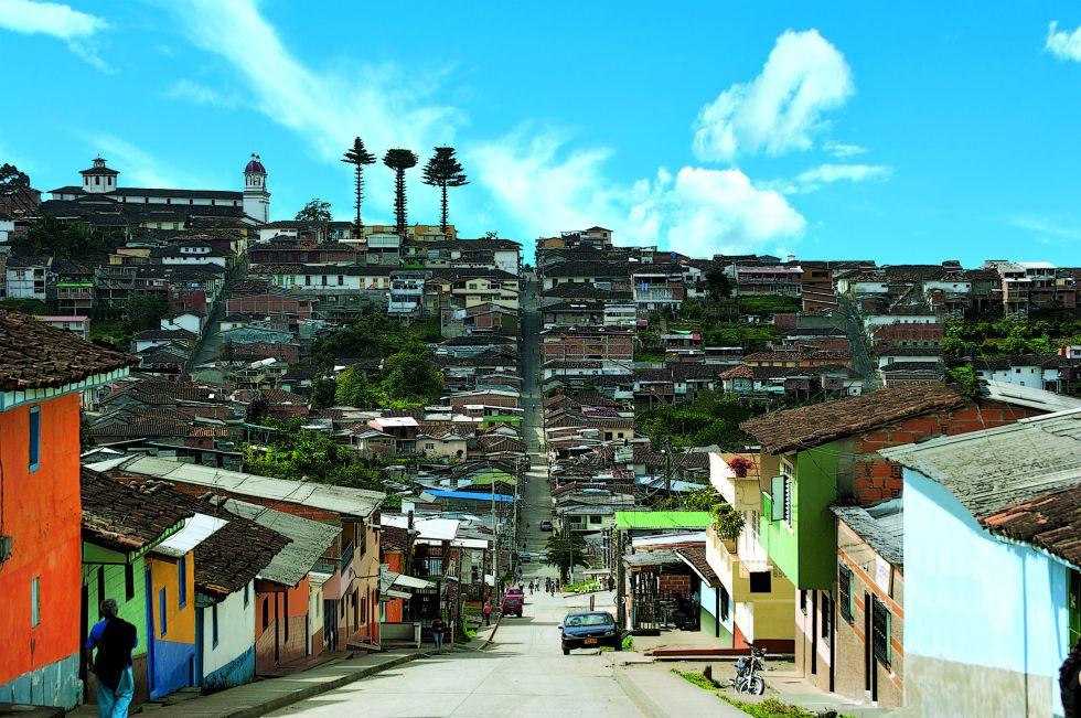 Fotos  Turismo  As 21 pequenas cidades mais bonitas da Colômbia ... 609d713a1550f