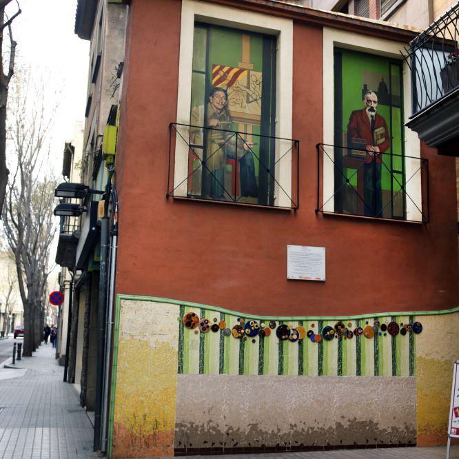 Fotos sant andreu un viejo barrio muy moderno el - Barrio de sant andreu ...