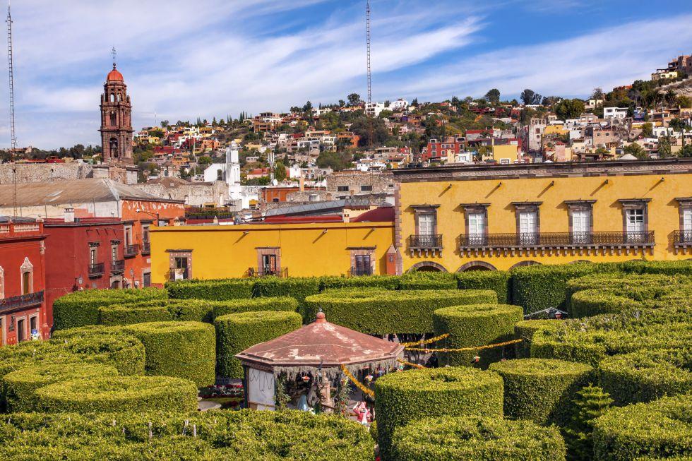 Las 10 ciudades coloniales más bonitas de América