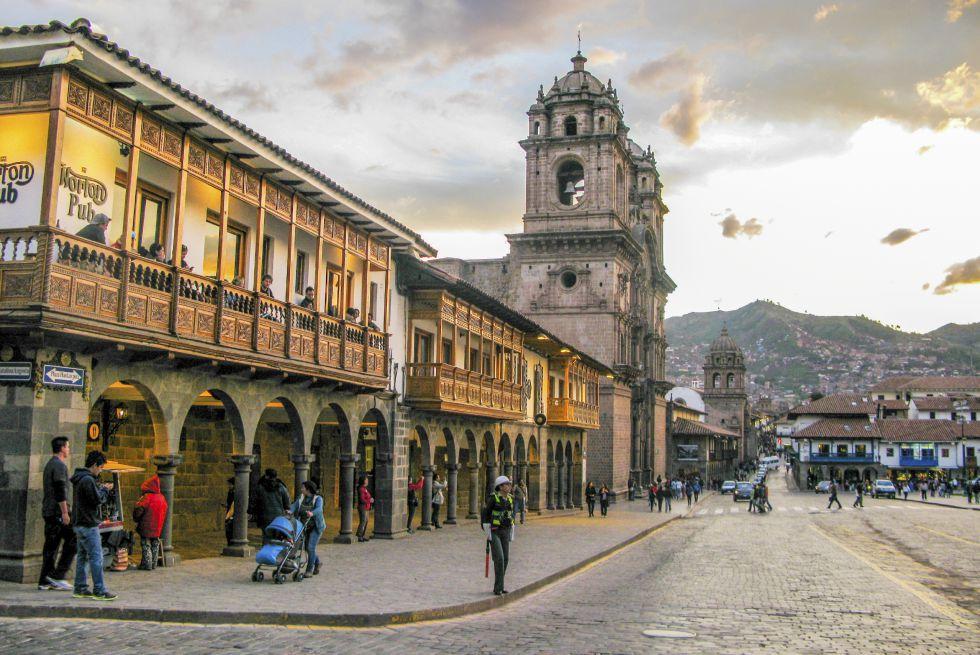 Fotos arquitectura colonial las 10 ciudades coloniales for Arquitectura quechua