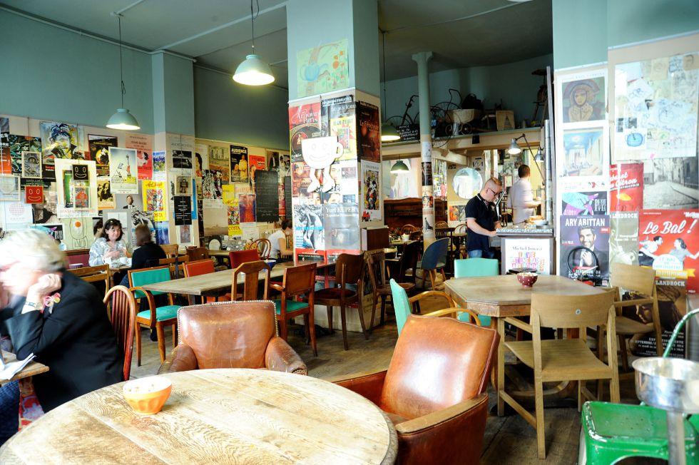 Fotos los mejores caf s de europa para merendar el - Un piano dans la theiere ...