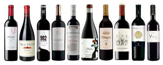Spanish Wines Spain S Best Red For Under 15 In English El PaÍs