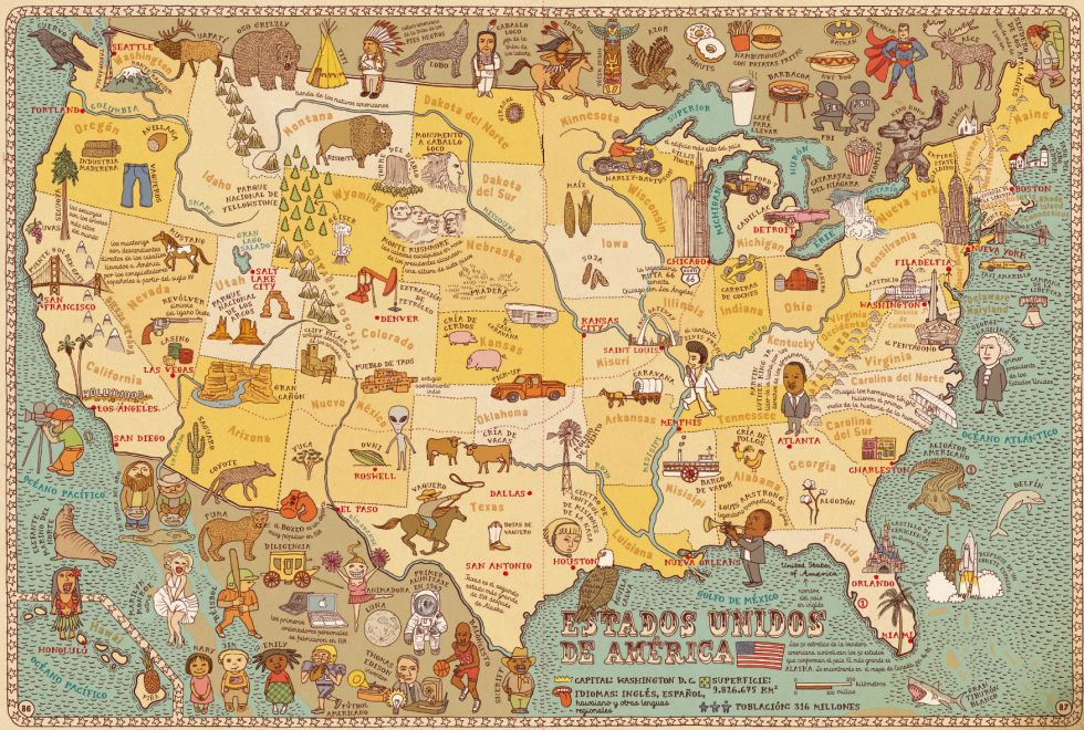 Fotos: Un atlas mundial sorprendente
