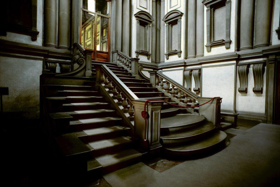 Fotos las escaleras m s bonitas del mundo el viajero - Escaleras para bibliotecas ...