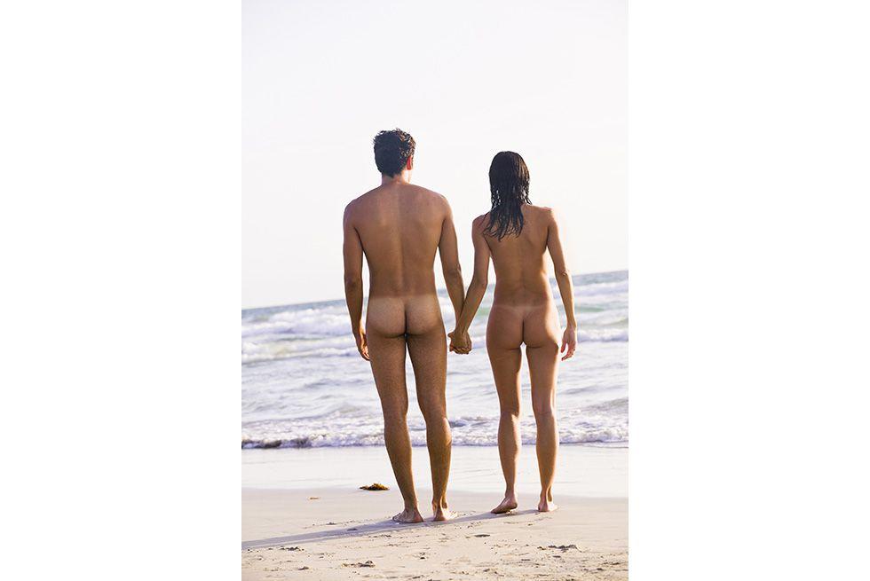Parejas nudista